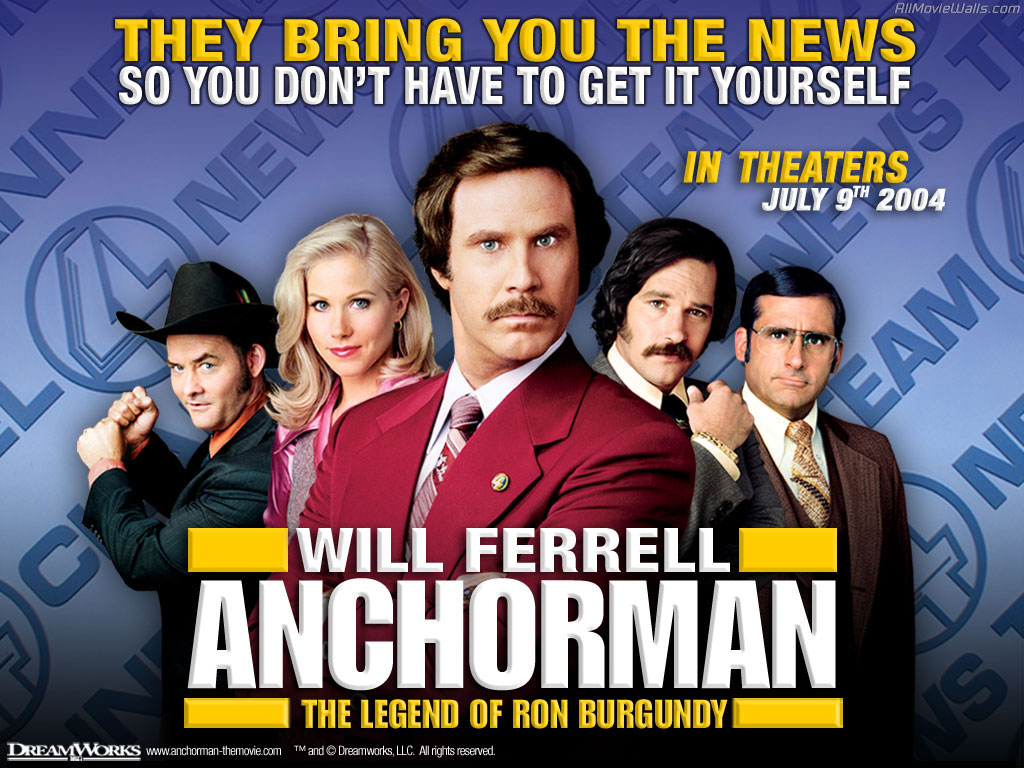 1 Anchorman